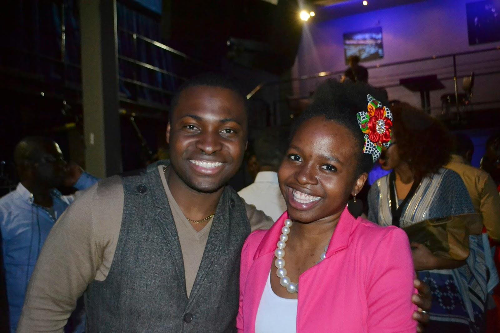 Tuke Morgan and Dayo Bello