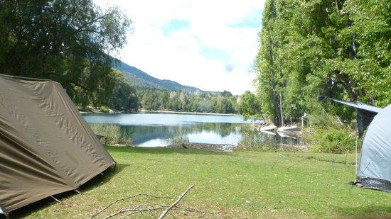 O que fazer no Lago Steffen