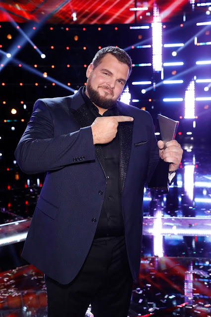 The Voice Season 17 winner is Jake Hoot (press conference video)