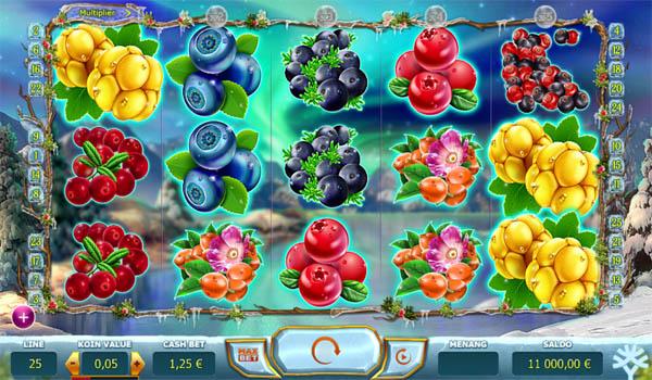 Main Gratis Slot Indonesia - Winter Berries Yggdrasil