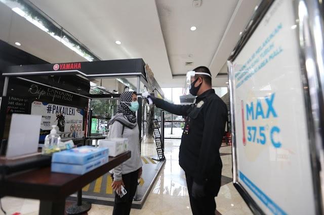 Taati Protokol Kesehatan, Pemkot Bandung Izinkan Mal dan Pusat Perbelanjaan Buka Kembali