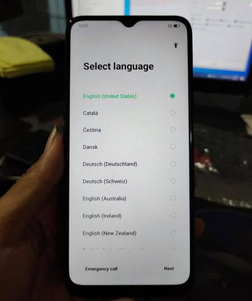 Cara Hapus / Unlock Demo Phone Oppo A16 CPH2269 Via Remote Online