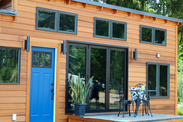 The Luxurious Tiny House From Tiny Heirloom
