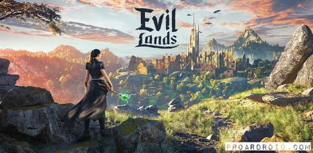 Evil Lands: Online Action RPG النسخة المهكرة