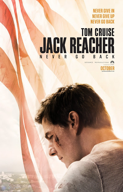 poster jack reacher never go back