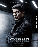 Saaho First Look Poster 22