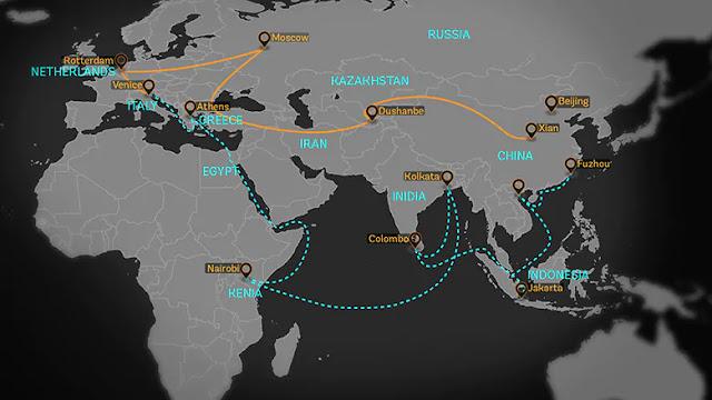 Б. Фулфорд. Детальный план Всемирного агентства по планированию будущего представлен Комитету 300 Bri_map