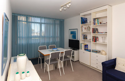 Blu-C Self Catering Apartment Accommodation Milnerton Lounnge, Cape Town