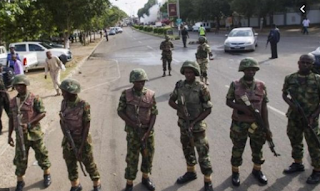 Police blasts army, soldiers for stabbing patient on sick bed
