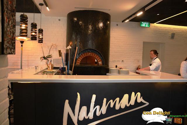 Nahman dairy restaurant