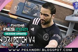 Andri Patch V4 AIO (Fully Licenced Team Liga Shopee 1) + FIX - PES 2021 PC