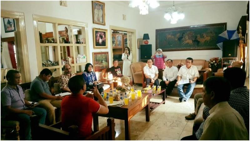 Pertemuan IDI wilayah Banten dengan RSIA Mutiara Bunda