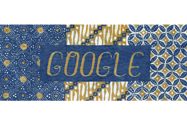 Memperingati Hari Batik Nasional Dari Google Doodle