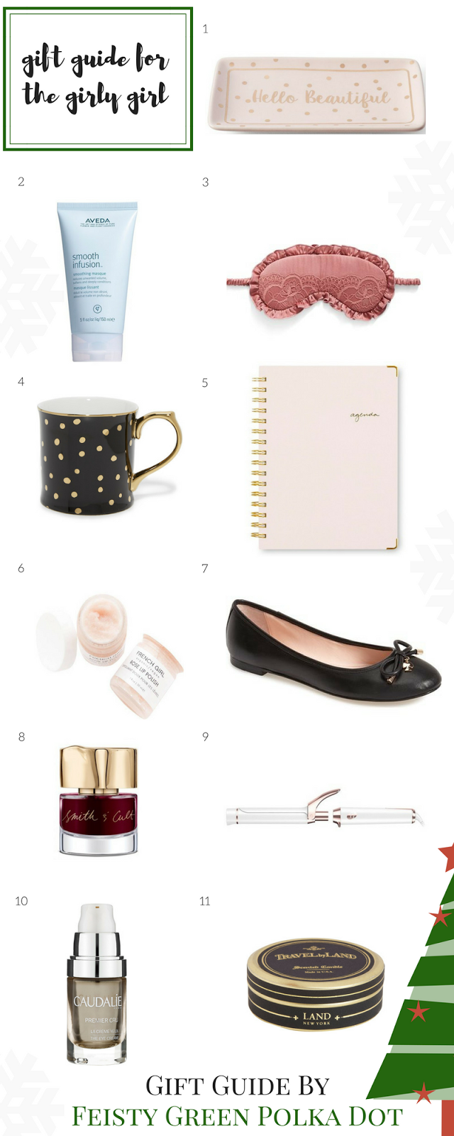 Ultimate Gift Guide For The Girly Girl Or Any Girl