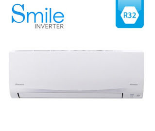 ac daikin inverter series