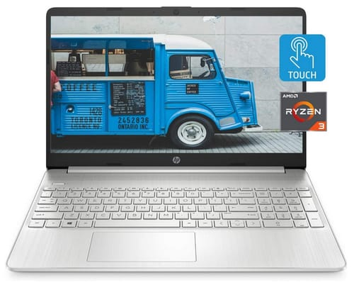 HP 15-ef1021nr 8 GB RAM 256 GB SSD Laptop