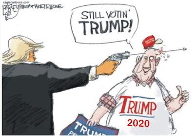 Still votin Trump