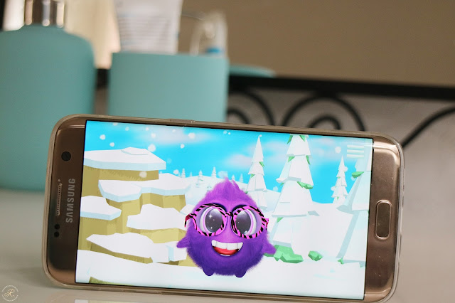 Philips Sonicare for Kids App Sparky Brille