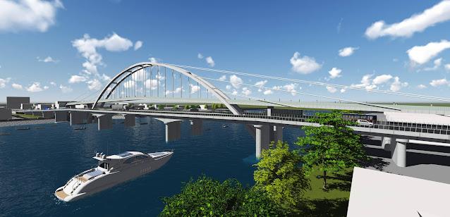 Bất động sản Cần Thơ tăng tốc cùng 2 cây cầu vào cửa ngõ thành phố