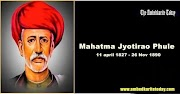 About Jyotirao Phule [ 1827-1890 ] Biography & Life History Of Mahatma Jyotiba Phule