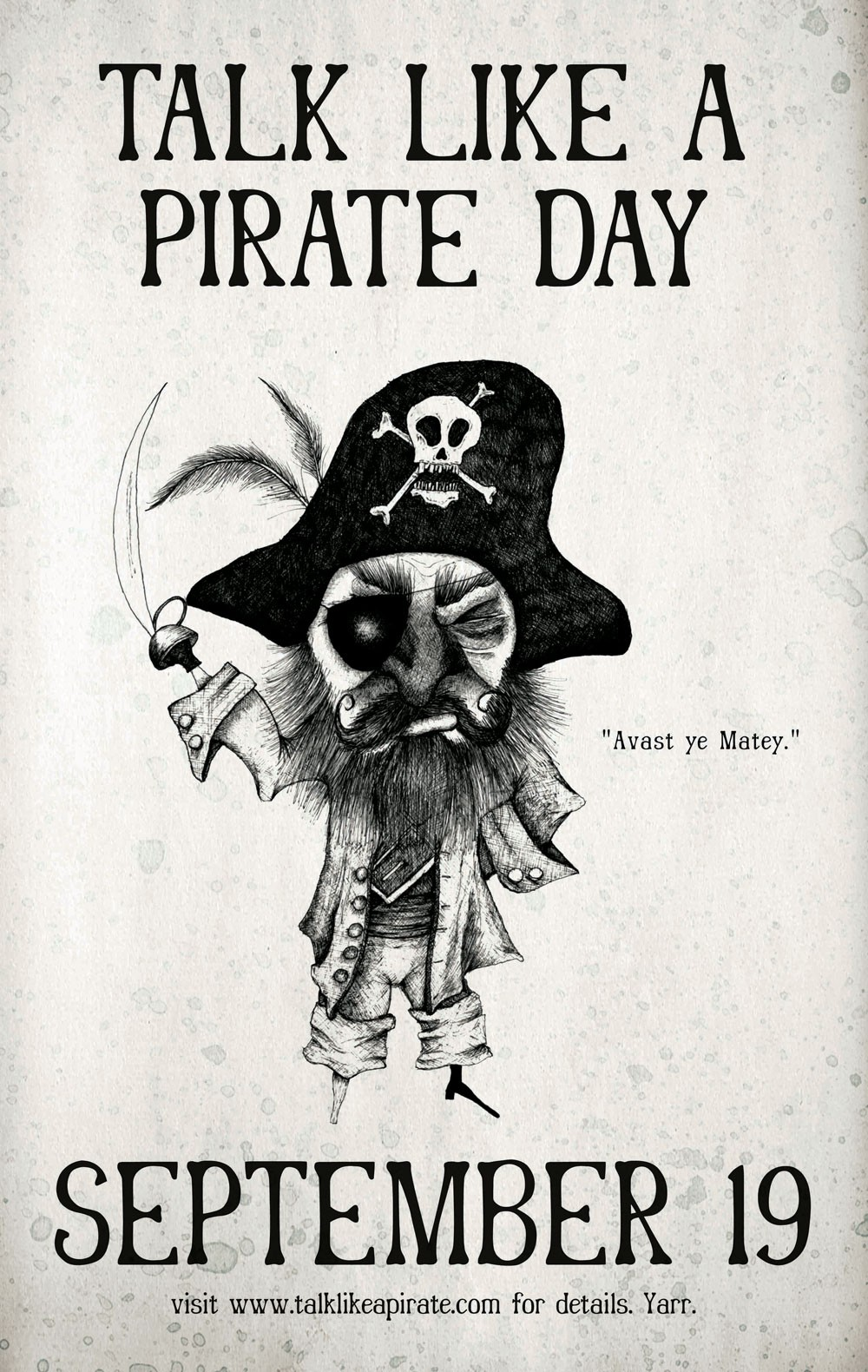 talk like a pirate day - photo #4