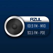 Ouvir agora Rádio Azul FM 101. 9 - Montevidéu / Uruguai