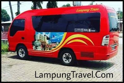 Harga Tiket Travel Jakara Lampung