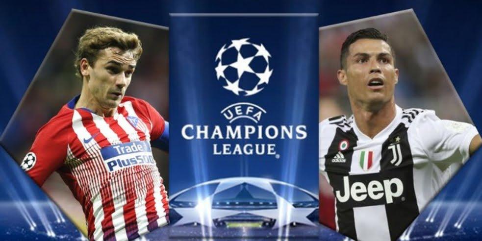 Vedere Atletico Madrid Juventus Streaming Gratis Rojadirecta.