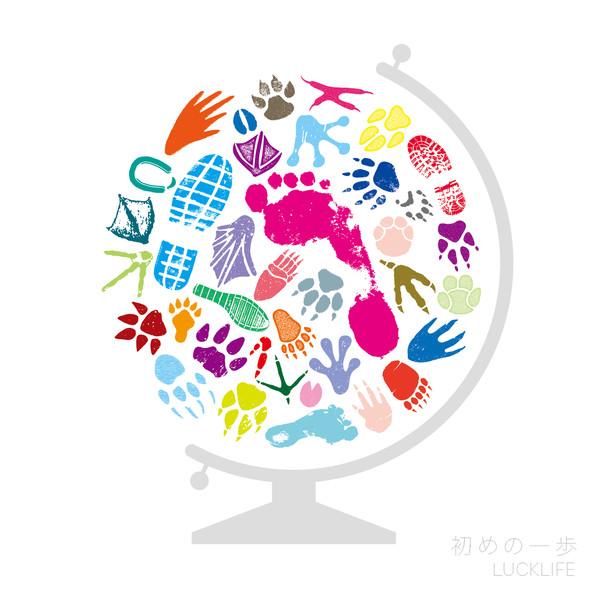 [Single] ラックライフ – 初めの一歩 (2016.07.27/MP3/RAR)