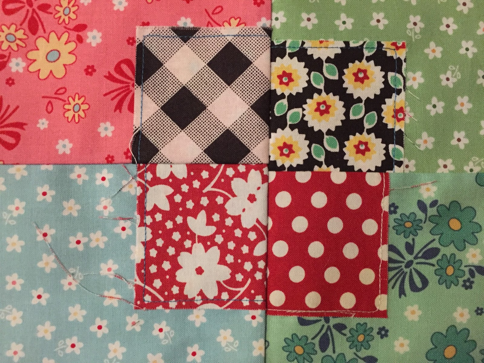 Val's Quilting Studio: WIP: Five and Dime Quilt : five and dime quilt - Adamdwight.com