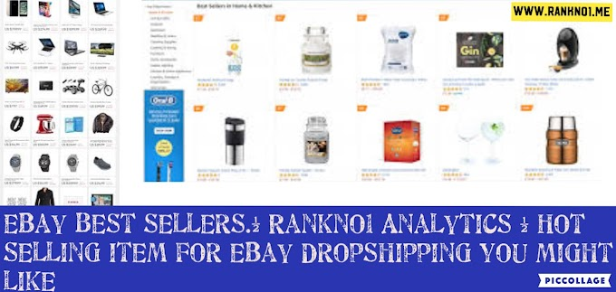 eBay best sellers.| Rankno1 Analytics | Hot Selling Item for eBay Dropshipping You might like