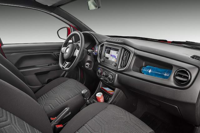 Fiat Strada 2021: tabela de preços aumenta em setembro