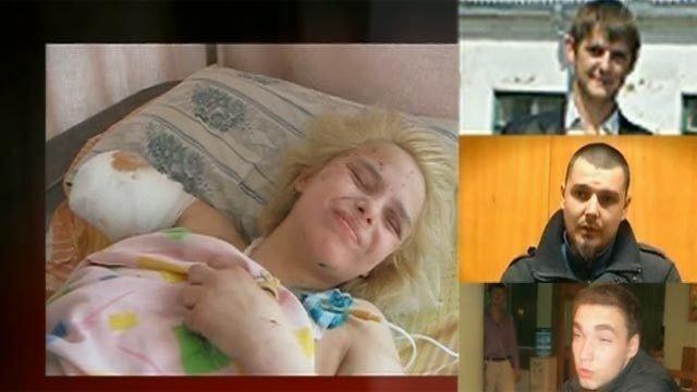 В Николаеве трое мажоров  изнасиловали 18-летнюю девушку, а затем попытались сжечь ее заживо
