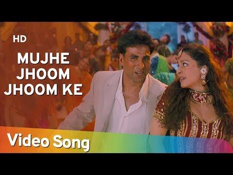 Mujhe Jhoom Jhoom Ke Song Download Dosti-Friends Forever 2005 Hindi