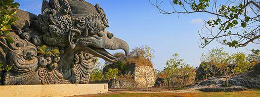 Uluwatu temple tour Bali - Uluwatu sunset trip - Garuda Wisnu Kencana Cultural Park - GWK