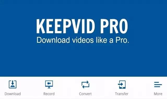 تطبيق كيب فيد,تحميل تطبيق keepvid,شرح وتحميل كيب فيد keepvid,app keepvid,صور تطبيق كيب فيد keepvid