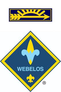 Webelos, Arrow of Light