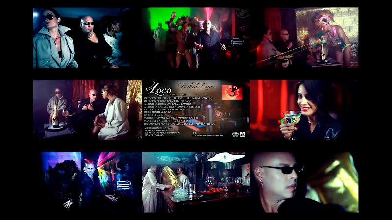 Rafael Espín - ¨Loco¨ - Videoclip - Director: Ernesto LLerena. Portal Del Vídeo Clip Cubano. Música cubana. CUBA.