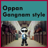 Gangnam style amigurumi
