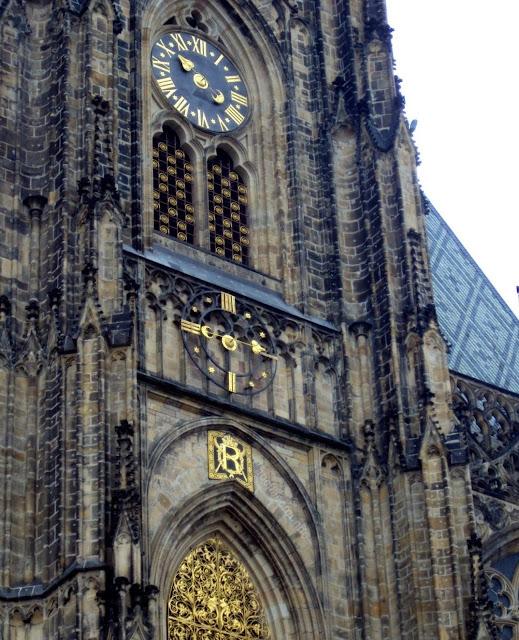 Praga Catedral de S.Vito - a Bella e o Mundo