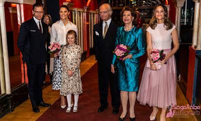 إصابة الأمير كارل فيليب والأميرة صوفيا بفيروس كورونا