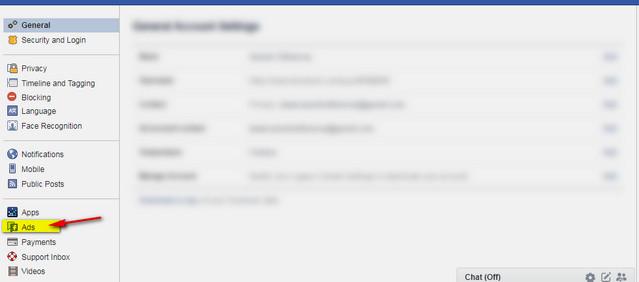 كيفية تقييد وصول المعلنين إلى بياناتك في فيسبوك لحمايتك