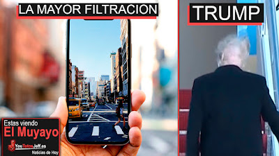 Mayor filtracion de apple, noticias, trump, ios, google, consola