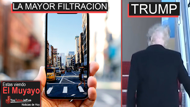 La Mayor Filtración del Código Fuente de iOS, Google Consola, Telegram, Trump | El Muyayo