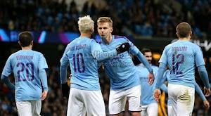 مانشستر سيتي يبدا بقوة في كأس الإتحاد الإنجليزي بفوز على فريق بورت فايل