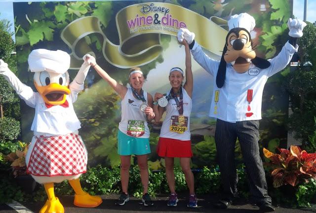 Disney wine n dine half marathon