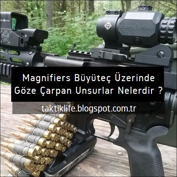 askeri taktik silah dürbünleri