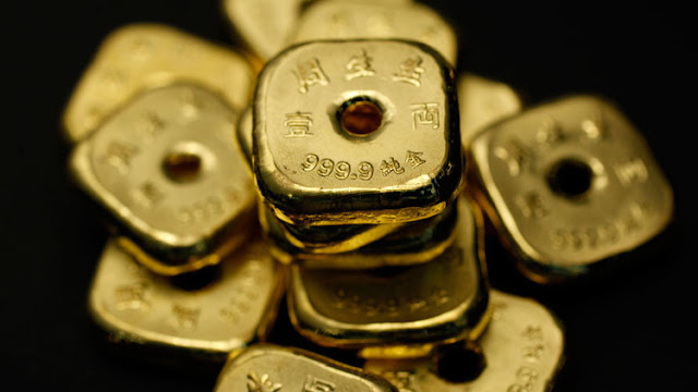 Descubren la mayor mina de oro de la historia de China
