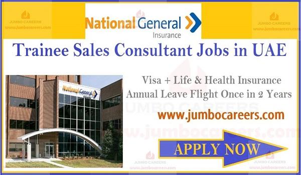 Latest Walk in interview sales jobs in UAE, Gulf latest job openings,