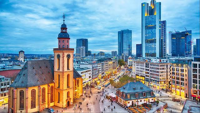 Vista de Frankfurt